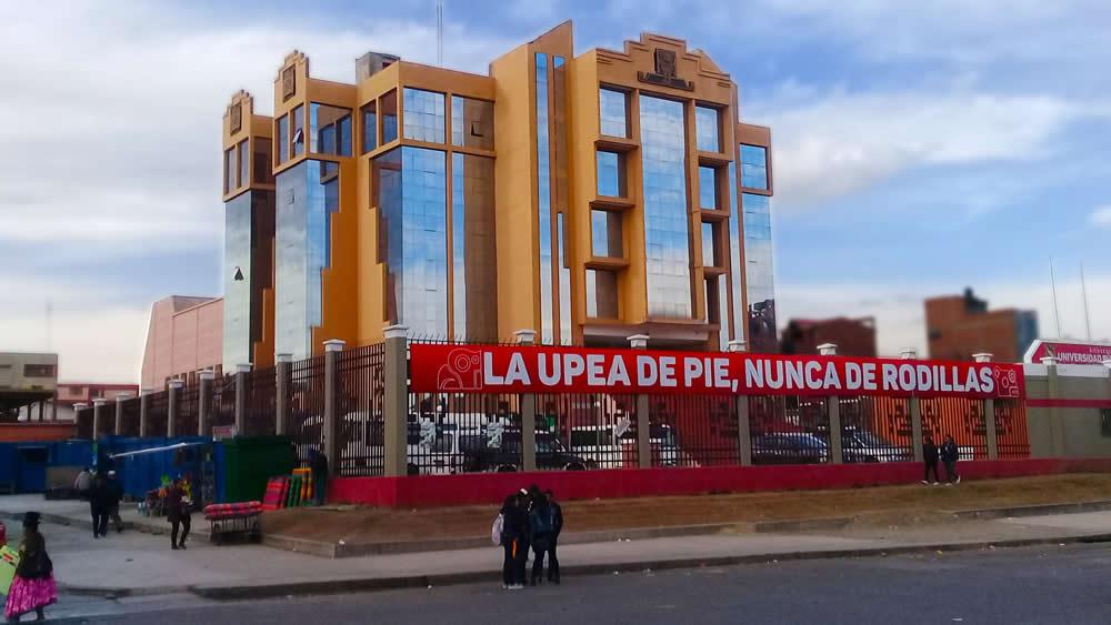 Disponen detención preventiva para siete dirigentes procesados por la muerte de universitarios de la UPEA