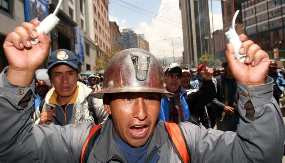Cooperativistas mineros rechazan proyecto de Ley que busca defender a la Madre Tierra