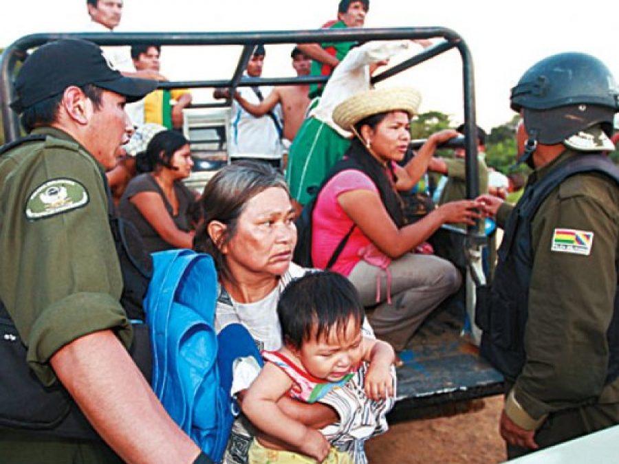 CONTIOCAP:  Basta de usar lo indígena para encubrir la violencia contra la Madre Tierra y los pueblos indígenas