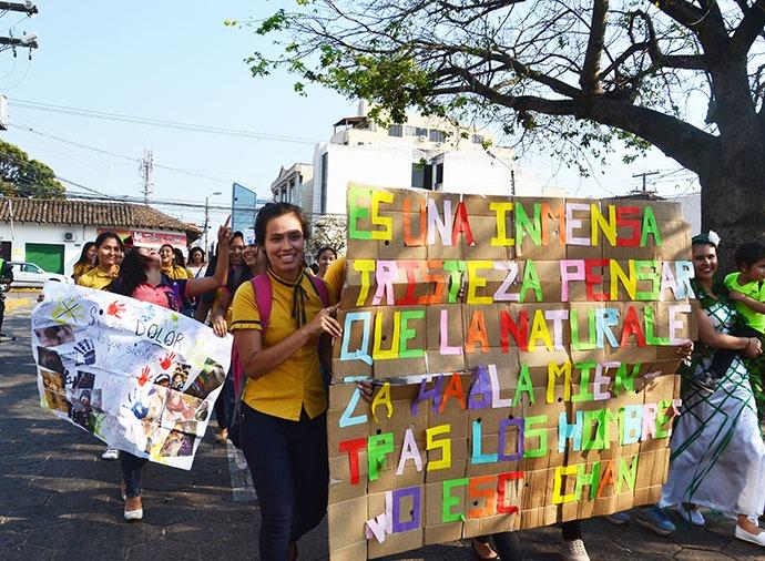 Montero pone en marcha la 2da. Bienal Infanto Juvenil de Artes y Expresiones Socio Culturales