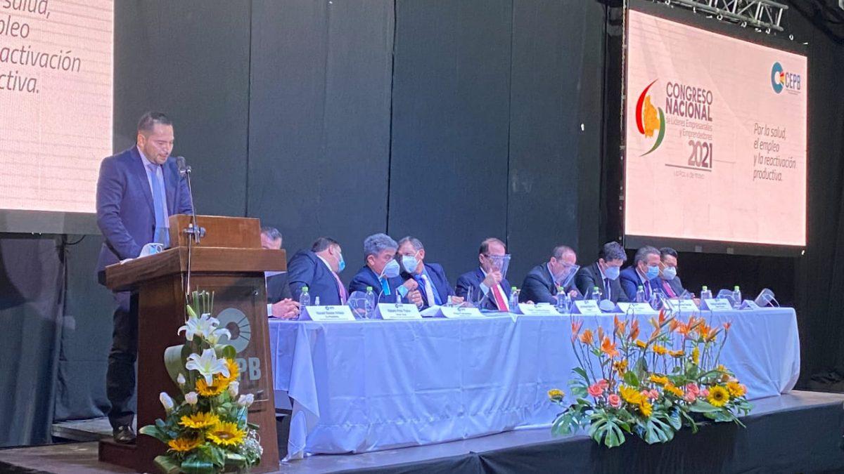 Empresarios proponen al gobierno  de Arce seis medidas urgentes  para reactivar la economía