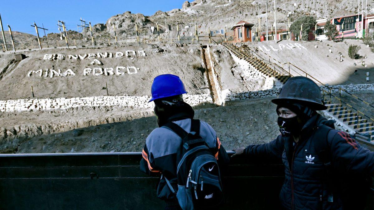 Glencore evita informar sobre la posible venta de sus operaciones en Bolivia