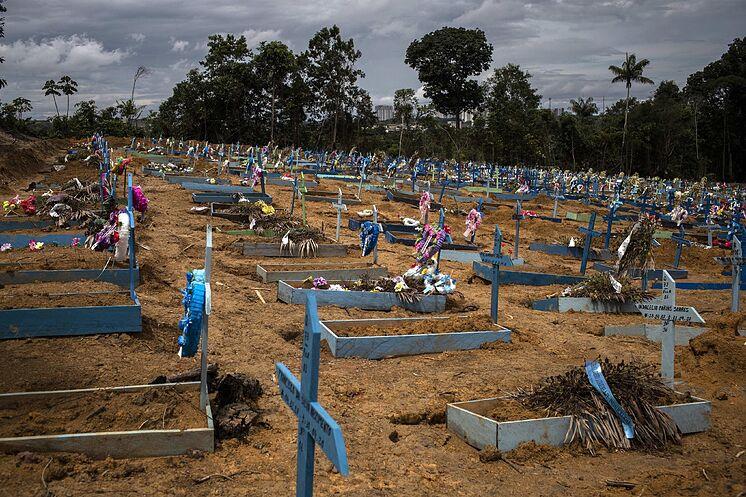 América Latina y el Caribe superan el millón de muertes por COVID-19