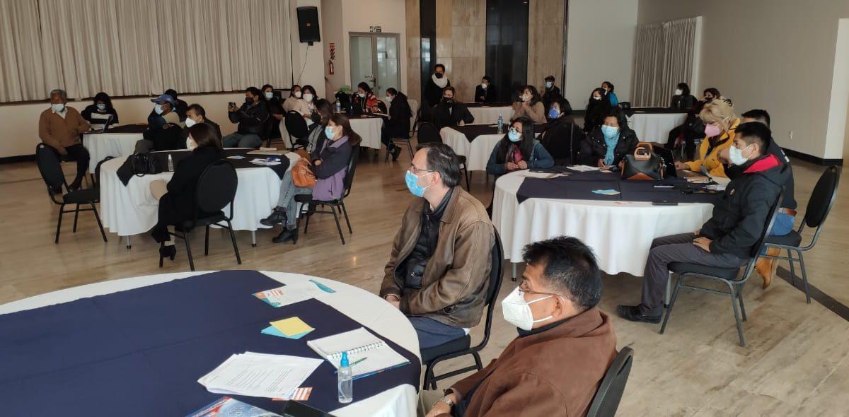 UNITAS promueve laboratorio de innovación y fondos para proteger a defensores de derechos