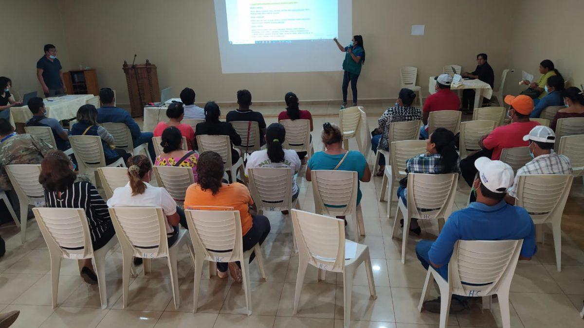 «Producción sin destrucción» es una de las consignas de la precumbre de sistemas alimentarios en Beni