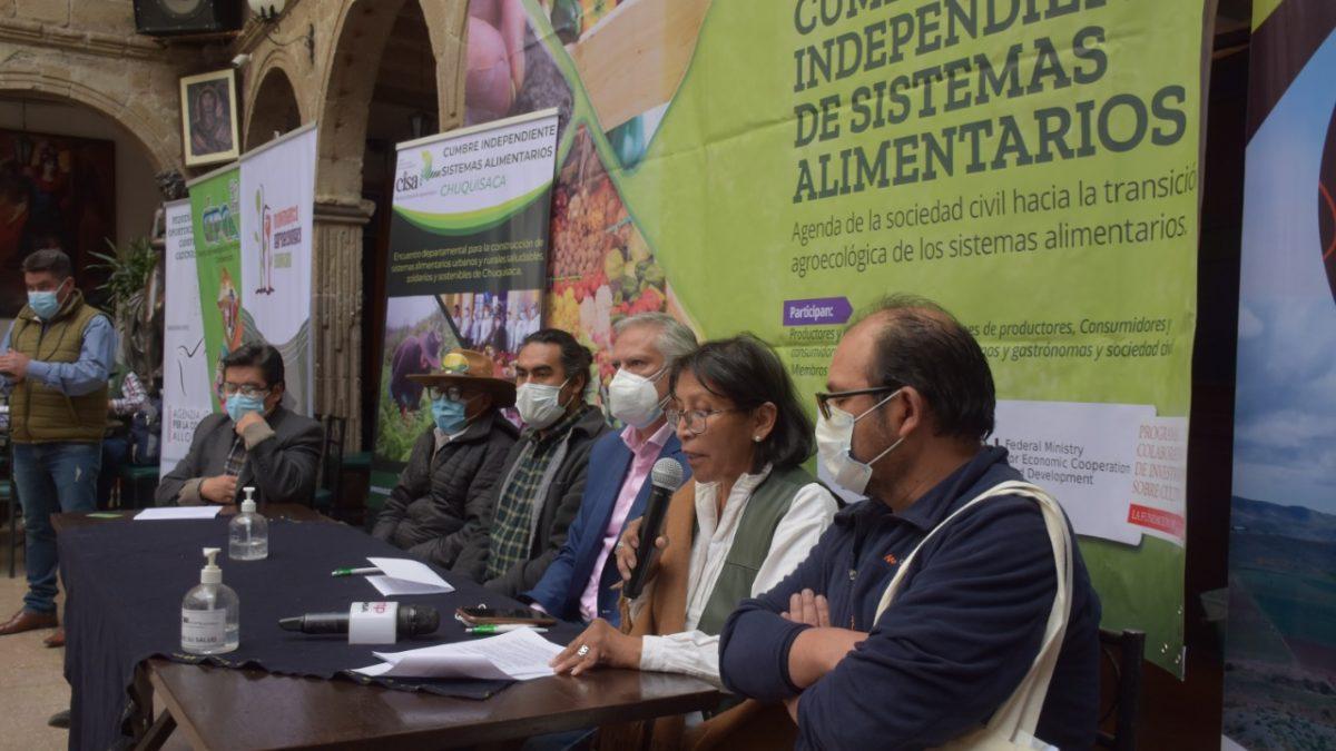 """Cumbre nacional propone """"un pacto de transición agroecológica para generar una estrategia de regeneración de la Madre Tierra"""""""