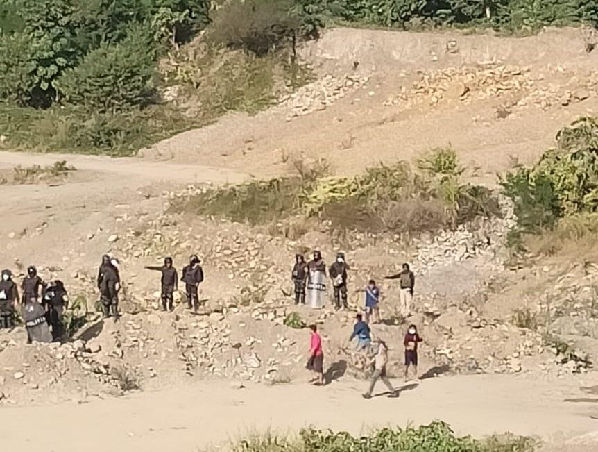 Apuntan al alcalde de Mapiri por conflicto minero en Charopampa
