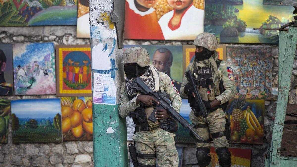 La policía de Haití mata a cuatro de los presuntos asesinos del presidente Jovenel Moïse