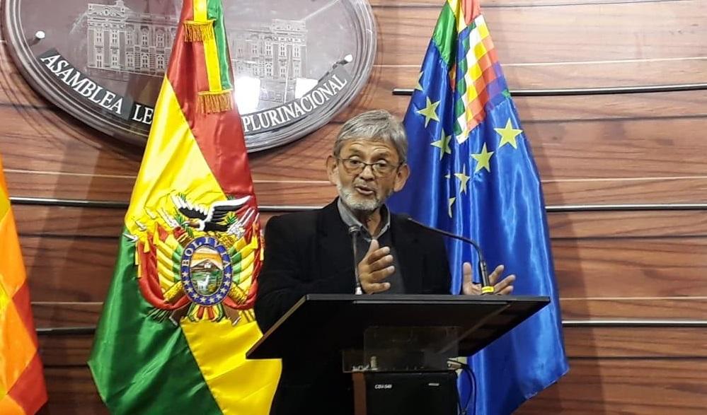 Rubén Medinacelli, que pudo ser  Presidente, renunció porque  la OEA denunció fraude