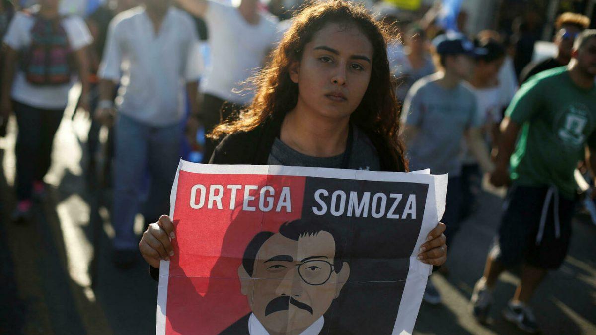 Policía Nacional de Nicaragua detiene al promotor de la reforma electoral
