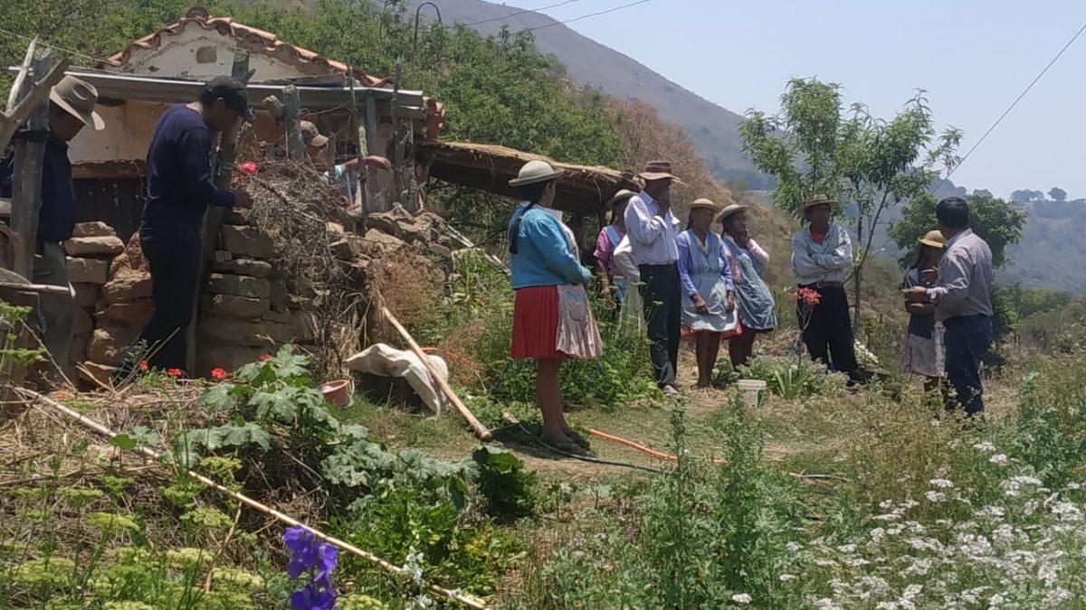 Tarijeños proponen masificar y tecnificar la producción agroecológica