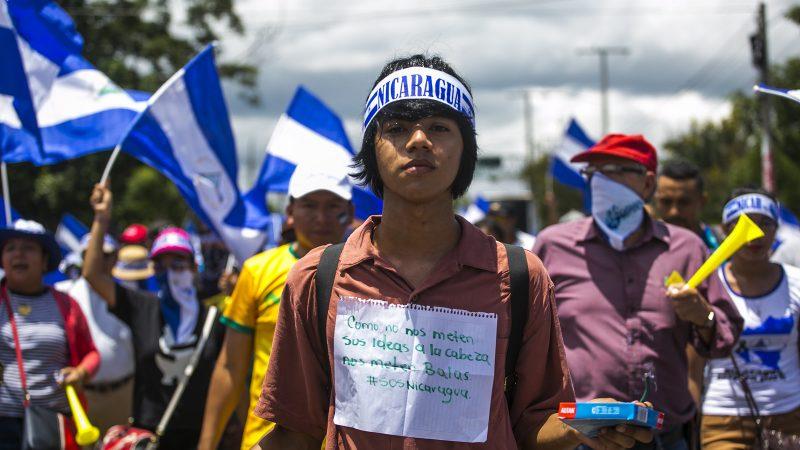 Defensor de dos precandidatos presidenciales abandona Nicaragua por amenazas