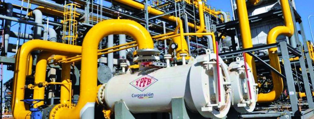 Bolivia debe competir para vender  en el nuevo mercado del gas de Brasil