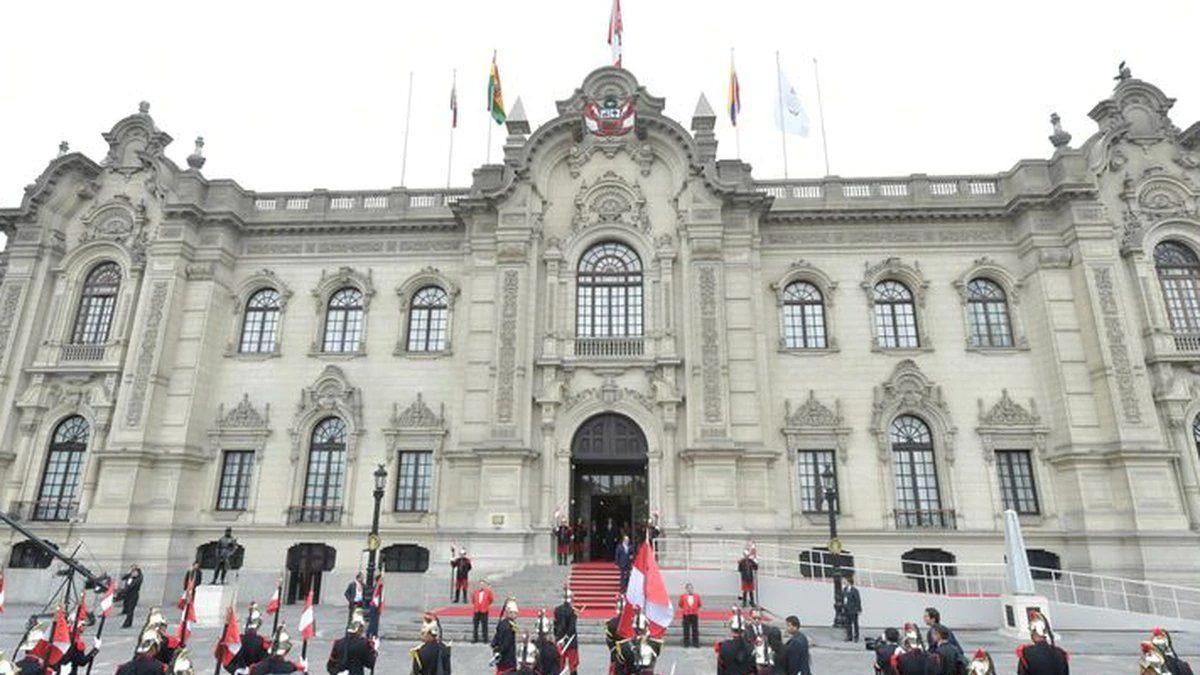 Pedro Castillo presidirá desde la Casa de Gobierno hasta que se elija una nueva sede de Gobierno en Perú