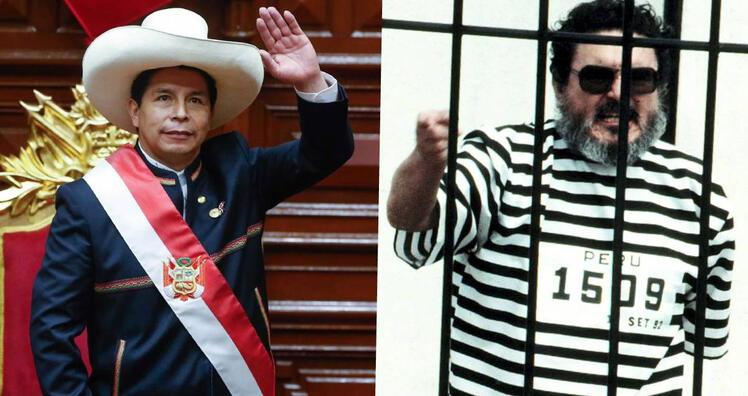 Condena de Castillo al terrorismo tras muerte de líder de Sendero Luminoso no logra acallar críticas a su gobierno