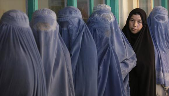 Afganistán es ahora uno de los pocos países sin mujeres en los altos cargos del gobierno