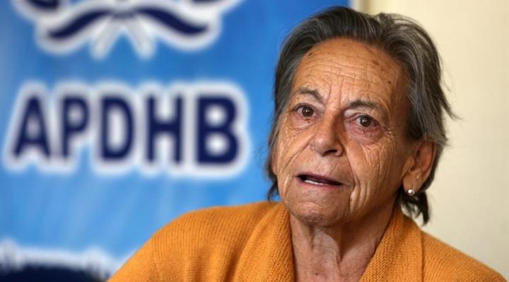 """Alertan que amenazas contra Amparo Carvajal e inacción del Estado muestran """"situación de indefensión"""" de defensores de derechos en Bolivia"""