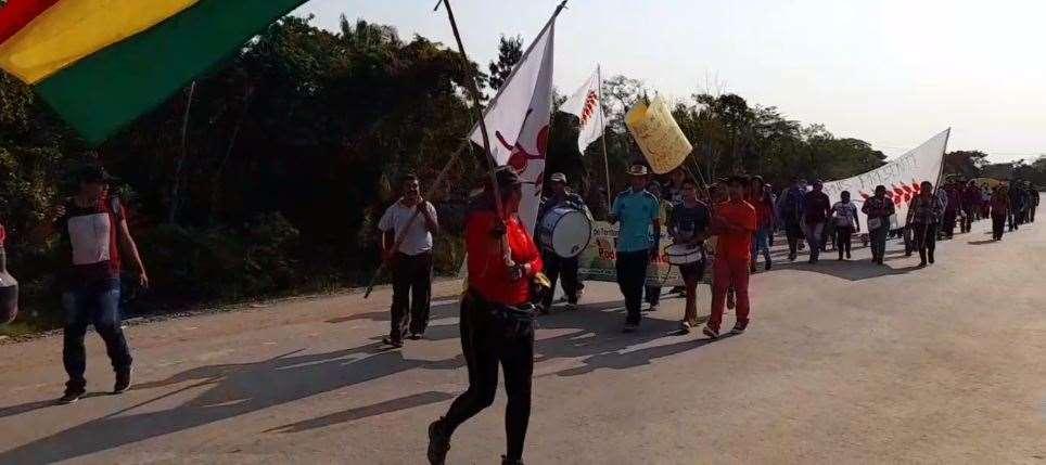 Concejal mojeño es denunciado por agresión física al personal del CEJIS en el Beni