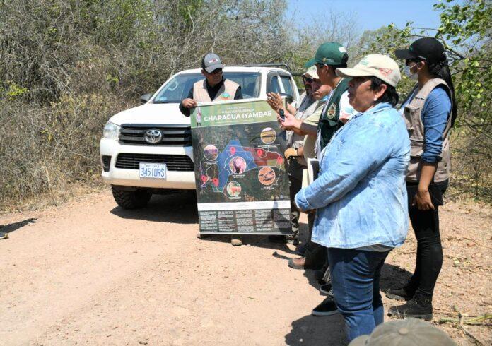 Justicia agroambiental determina pausa ecológica en el área de conservación de Ñembi Guasu de Charagua Iyambae