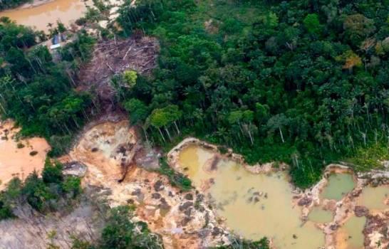 Senadores de Estados Unidos denuncian alza de minería ilícita en Latinoamérica
